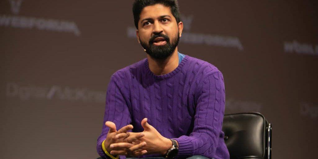 Zeeshan Feroz, CEO de Coinbase UK