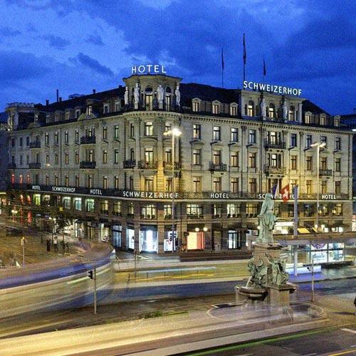 Worldwebforum hospitality Schweizerhof