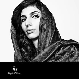 Worldwebforum speaker Roya Mahboob