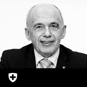 Worldwebforum speaker Ueli Maurer