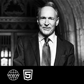 Worldwebforum speaker Tim Berners Lee