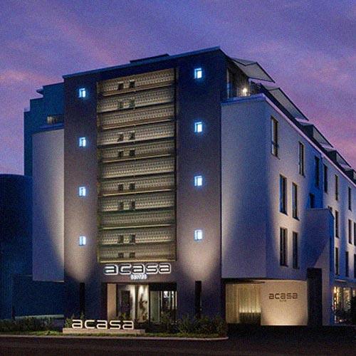 Worldwebforum hospitality Acasa suites