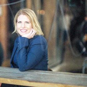 Worldwebforum speaker Amy Wilkinson